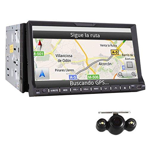 7 pulgadas Win8 Doble 2Din Touch HD Stereo coche pantalla