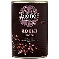 Biona Orgánica Aduki Beans 400g