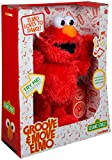 Sambro Sesame_Street Groove and Move, Dancing Elmo, Red