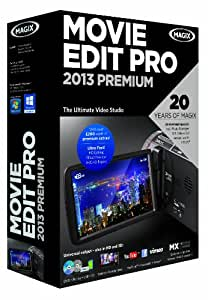 Magix Movie Edit Pro 2013 Premium (Anniversary Offer) incl. Photo Manager MX Deluxe [import anglais]