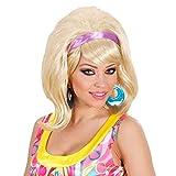 Perruque années 60 blonde perruque de femme carnaval perruque de carnaval femme perruque de carnaval perruque de femme carnaval
