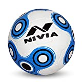 #10: Nivia Spinner Rubber Football, Size 5