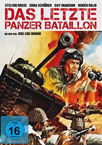 Das letzte Panzer Bataillon
