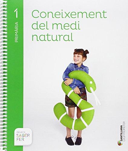 Coneixement del medi natural 1 primaria saber fer