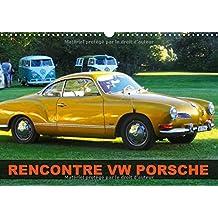 Rencontre Vw Porsche 2017: Rencontre De Voitures Anciennes Vw Et Porsche