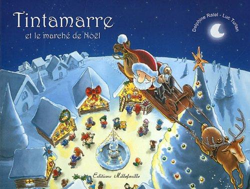 Tintamarre et le Marche de Noël