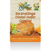 Pfiffikuss Bio Bratlinge Dinkel-Hafer-Gemüse 160g