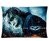 Telecharger Livres personnalisee Joker Heath Ledger The Dark Knight deux cotes Imprime pour 50 8 x 76 2 cm Zippered Taie d oreiller Coton Style 01 Standard (PDF,EPUB,MOBI) gratuits en Francaise