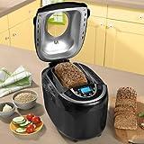 SILVERCREST - Macchina automatica per il pane, 12 programmi, 850 W, pasta e marmellate