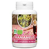 Hamamelis Organica - 200 tabletas 400 mg