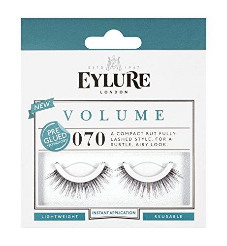 Eylure Faux Cils Pré-Collés No.070 Effet Volume