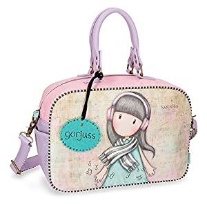 Gorjuss Lost In Music Bolsa de Viaje, 37 cm, 13.88 litros, Multicolor