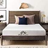Cloth Fusion Fruton 2nd Gen 8 inch Gel Memory Foam Mattress for Queen