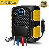 TINDERALA Mini Air Cooler Mobile Klimageräte Luftkühler mit Wasserkühlung Zimmer Klimaanlage Ventilator USB Klimagerät 4 in 1 Raumluftkühler Luftreiniger (Bla)