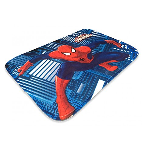 Alfombra Spider Man Hombre Araña multiusos cm.40x 60