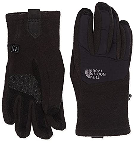 The North Face Women's Denali ETIP Gloves - TNF Black, Large