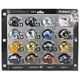 Riddell NFL Speed Pocket AFC & NFC Packungen–NFC