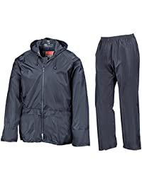 Romano Waterproof Rain Coats for Men with Jacket and Trouser