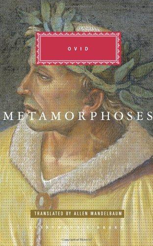 The Metamorphoses (Everyman's Library)