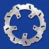 BRAKING Wave Bremsscheibe hinten KW36RID für Kawasaki ZRX 1200 R Lenkerverkleidung, A5H, ZRT20AA, Bj. 2005