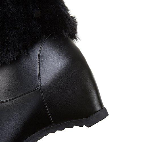 AIYOUMEI , Bottes classiques femme Noir