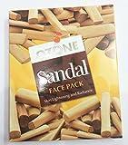 Ozone Dry Sandal Face Pack - 25 g (Pack ...