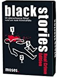 "Moses Verlag 544 - Black Stories ""Real Crime Edition"""