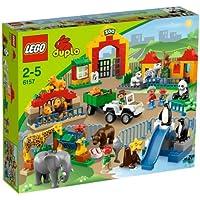 LEGO Duplo Big Zoo 147pieza(s) Juego de construcción - Juegos de construcción,