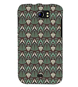 PrintDhaba Pattern D-5213 Back Case Cover for MICROMAX A110 CANVAS 2 (Multi-Coloured)