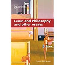 Lenin and Philosophy and Other Essays (English Edition)