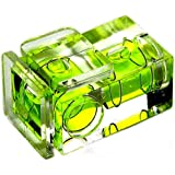 iBoutique® Premium Camera Hot Shoe Spirit Level For All DSLR & SLR Cameras (Dual Axis)