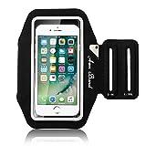 Alfort Brassard Sport, Armband de Téléphone pour Jogging/Gym/Course Compatible avec Apple iPhone...