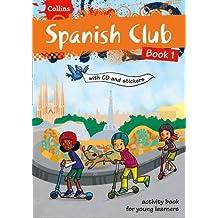 Spanish Club Book 1 (Collins Club) by Rosi McNab (2013-03-14)