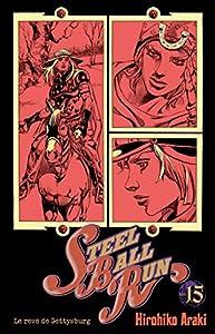 Steel Ball Run - Jojo's Bizarre Adventure Saison 7 Edition simple Tome 15