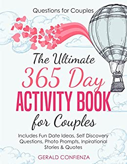 questions for couples the ultimate day activity book for