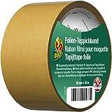 Duck Folien Teppichband - doppelseitiges Klebeband für permanente Verklebung von Teppich 50mmx10m