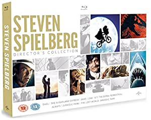 Steven Spielberg Director's Collection [Blu-ray] [1971]