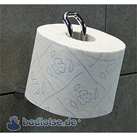 Tiger Pico Spare Toilet Paper Holder Toilet Paper Holder Toilet Paper Holder Brushed Nickel Toilet