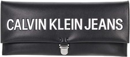 كالفن كلاين حقيبة للللجنسين-اسود - حقائب كلاتش