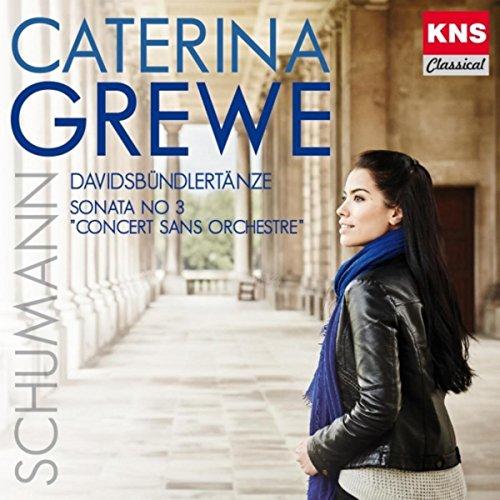 Schumann: Davidsbündlertänze. Concert Sans Orchestre