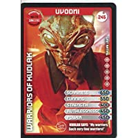 Doctor Who Monster Invasion Extreme Card #245 Uvodni