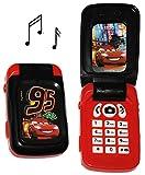 Unbekannt elektrisches Handy mit Sound - Disney Cars Lightning McQueen - für Kinder / Ju..