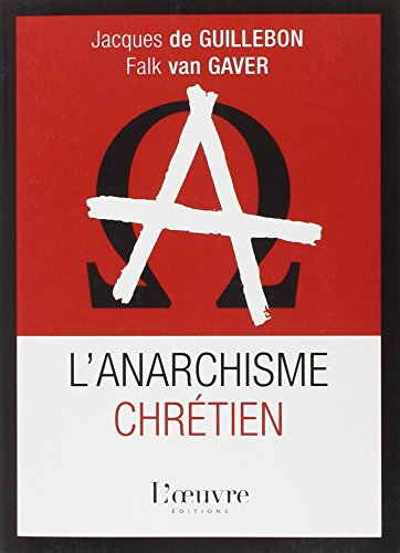 L'anarchisme chrtien