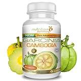 Garcinia Cambogia PURA (1 mes): suplemento en cápsulas para perder peso, que actúa RÁPIDAMENTE sobre el METABOLISMO, quita el hambre y tiene un efecto QUEMA GRASA POTENTE. Ingredientes naturales, y de ALTA CALIDAD. - ENVÍO GRATIS
