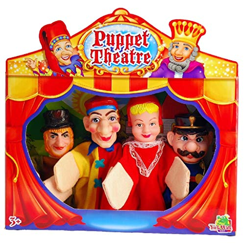 Toy Story Puppets & Puppet Theatres - Best Reviews Tips