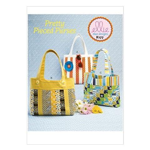 Kwik Sew Patterns K0177 OS, Handbags