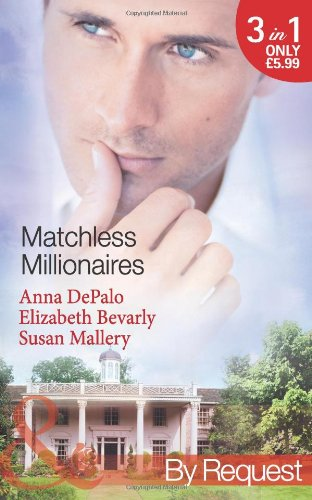 book cover of Matchless Millionaires