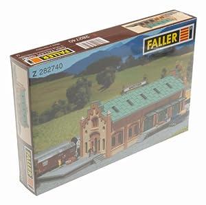 Faller - Estación ferroviaria de modelismo ferroviario Z Escala 1:87 (F282740)