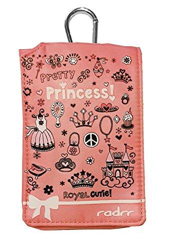 Insulinpumpe Universal Tasche – Prinzessin