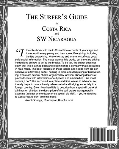 The Surfer's Guide to Costa Rica & SW Nicaragua: Volume 7